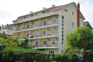 Отель Бавария Витязево