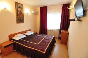 2х местный номер в отеле Бавария в Витязево
